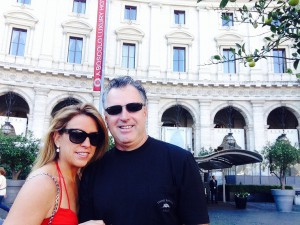 We had an amazing time and stayed in the perfect place in Rome. Grazie Mille
